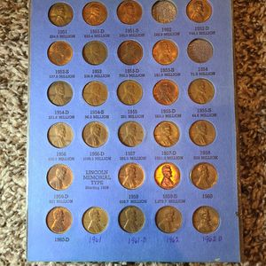 Lincoln Head Cent Collection for Sale in Corbett, OR
