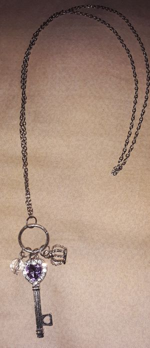 Charm Dangle Necklace for Sale in Atwater, CA