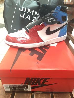 Jordan 1 Retro High OG Fearless UNC Chicago Size 11.5 DS for Sale in Miami Lakes, FL