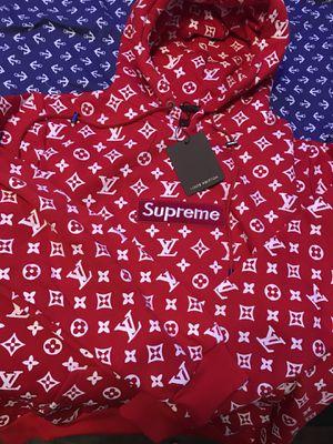 Supreme Louis Vuitton Hoodie for Sale in Lincolnia, VA