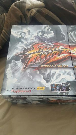 Street Figjter X Tekken Classic Mint Fight Stick.. for Sale in Hanover, MD