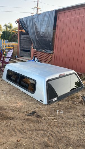 Jason Truck camper shell for Sale in Encinitas, CA