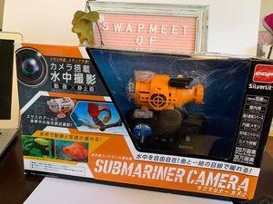 CCP Submariner Camera under water Remote Control Camera NEW. for Sale in Whittier, CA