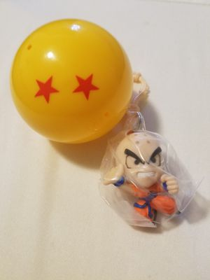 Dragonball Z Figure Hanger Krillin for Sale in Perris, CA