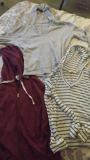 3 women's hoodies for Sale in Phoenix, AZ