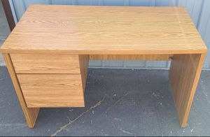 "ONLY FOR TODAY $$$100$$$ LIKE NEW OFFICE DESK WITH 2 DRAWERS ( 1 FOR FOLDERS OPCIONAL ) (((48"" LONG X 30"" HIGH X 24"" DEEP))) $$$100$$$ for Sale in Los Angeles, CA"