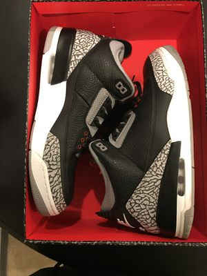 100% authentic jordan retro 3 size 12 for Sale in Baltimore, MD