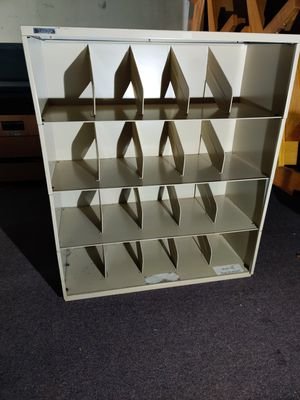 Tennsco Chart Rack for Sale in Irving, TX