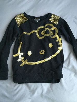 Hello kitty girls shirt sweater for Sale in Spring Valley, CA