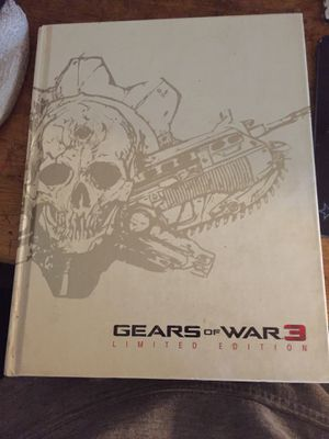 Limited Edition Gears of Wars 3 for Sale in Williamsport, PA