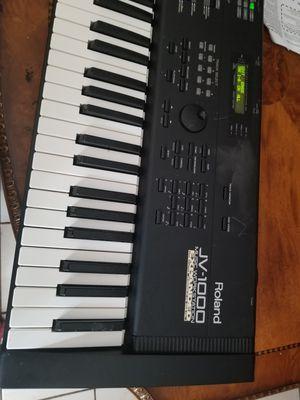 Roland JV1000 keyboard for Sale in West Palm Beach, FL