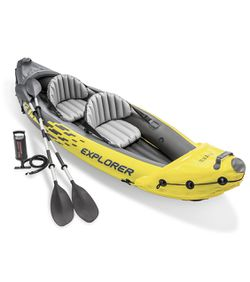 Intex Explorer K2 inflatable kayak NEW for Sale in Stafford,  VA