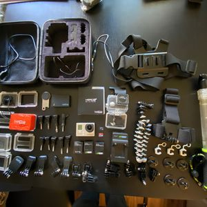 GoPro Hero3+ Silver for Sale in Torrance, CA