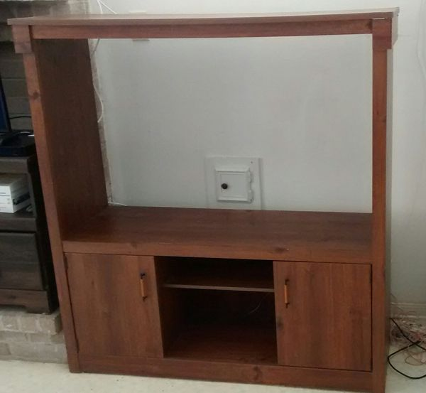 """TV Entertainment Center- Fits up to a 50"""" TV"""