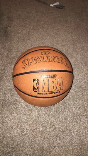 Basketball make a offer for Sale in Bakersfield, CA
