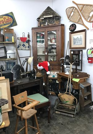 If you love antiques we have them/ vintage/ antiques/primitive for Sale in Newport News, VA