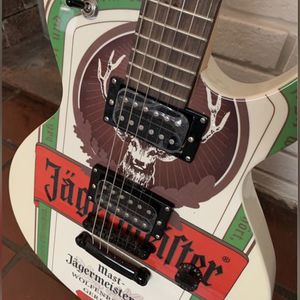 Dean Electric Guitar - Jagermeister for Sale in Alpharetta, GA
