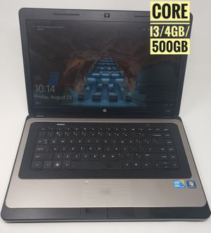 Hp 630 Core i3/4GB/500GB Windows 10 laptop for Sale in Chicago, IL