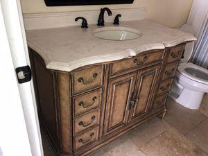 Antique vanity for Sale in Fresno, CA