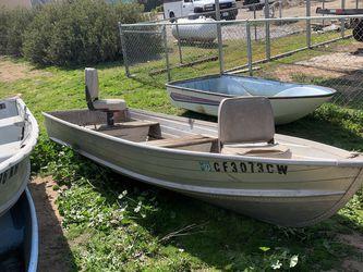 14ft Sea King. Clean Tittle! for Sale in Clovis,  CA