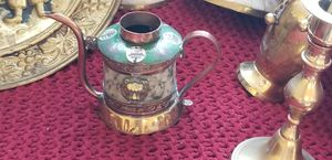 Old Chinese jade,metal kettle for Sale in Hayward, CA