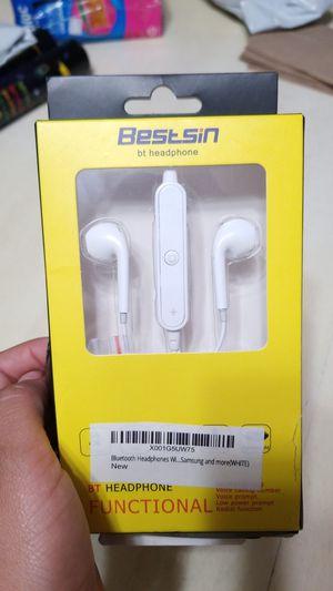 Bluetooth headphones for Sale in Modesto, CA