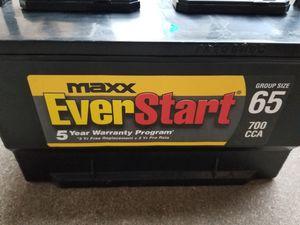 NEW EverStart Truck Battery 700CCA for Sale in Weslaco, TX