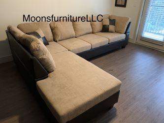 2326 Sofa Chaise Ottoman  for Sale in Atlanta, GA