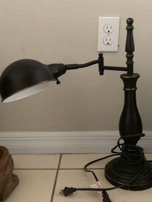 Restoration Hardware Solid Metal Desk Lamp for Sale in Miami, FL