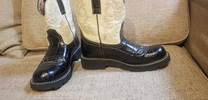 Ariat fatbaby womens boots for Sale in Denham Springs, LA