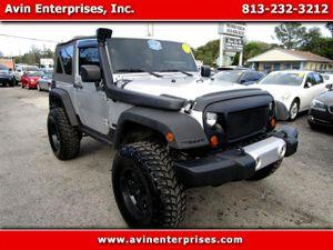 2007 Jeep Wrangler for Sale in Tampa, FL