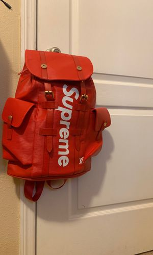 Louis Vuitton supreme bag and belt for Sale in Orlando, FL
