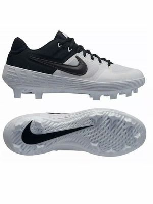 NIKE ALPHA HUARAHCE ELITE 2 LOW MCS MOLDED BASEBALL CLEATS AO7961-102 MENS 9 New without box for Sale in Buckhannon, WV