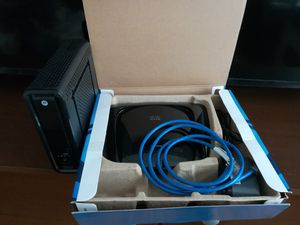 Comcast modem and router for Sale in Chicago, IL