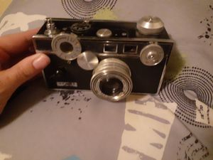 Argus 50mm Antique Camera for Sale in Waterloo, IA