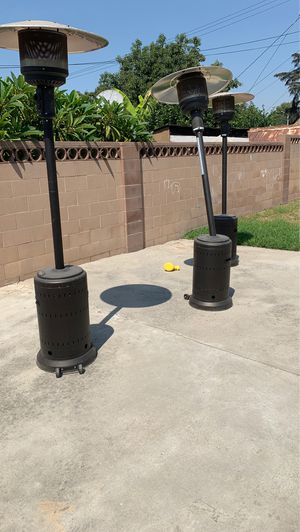 Mocha Finish Commercial Patio Heater (Costco) for Sale in West Covina, CA