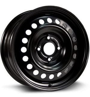 BLACK RTX STEEL RIM WHEEL J14X5JDOT 5 16 / 5Q6 3 CT for Sale in Miami, FL