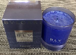 Bvlgari BLV NOTTE candle for Sale in Bailey's Crossroads, VA
