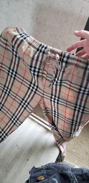 Burberry Pants Vintage Pjs for Sale in Macomb, MI