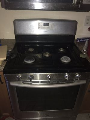 Maytag refrigerator and stove for Sale in Walton Hills, OH