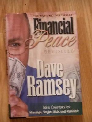 Dave Ramsey book like new for Sale in Murfreesboro, TN