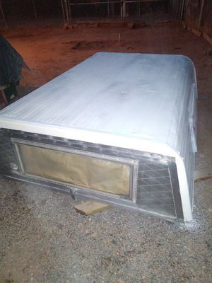 Aluminum Camper for pick-up truck for Sale in Phoenix, AZ