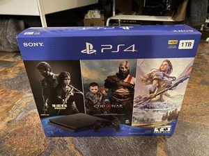PS4 Slim - 3 Game Bundle for Sale in Beckett Ridge, OH