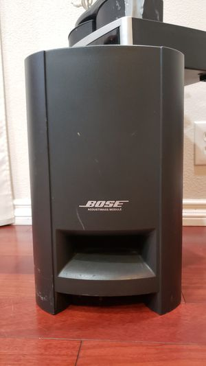 Bose 3-2-1 Home entertainment system for Sale in Los Angeles, CA