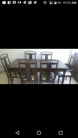 Dining room/ kitchen table set Antique for Sale in St. Louis, MO