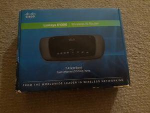 Cisco wireless router for Sale in Chula Vista, CA