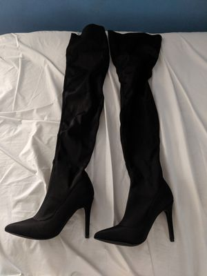 Thigh high boots for Sale in Cleveland, OH