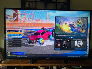 """50"""" Samsung led tv with remote and stand for Sale in LAUREL PARK, WV"""