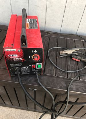 PENDING PICK UP Lincoln electric weld pak $60 for Sale in Hoffman Estates, IL