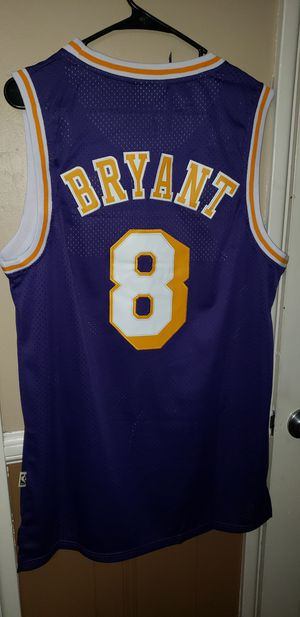 New!!! Men's XL Kobe Bryant Los Angeles Lakers Jersey New with Tags Stiched Adidas $45. Ships +$3. Pick up in West Covina for Sale in West Covina, CA